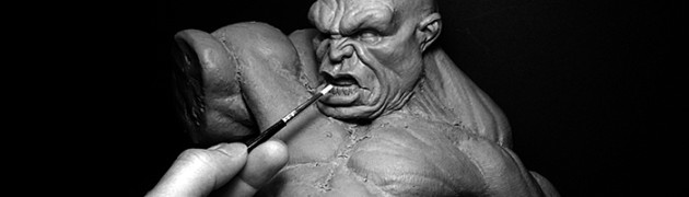 Video Tutorial 4 : Process Documentary ,Sculpting HULK Tools and Materials used: Sculpey Firm, Wire End Loop Tool, Metal Ball […]