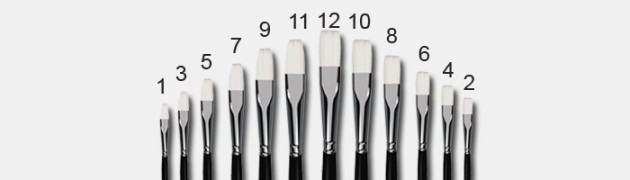 12 Piece Set Artist Shaping Brush. Suitable for Smoothing and Shaping Clay. Made from a superior bright nylon  for long-lasting […]