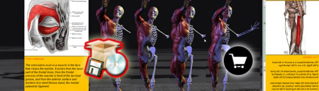 $47.97 - 3D SOFTWARE : Learning the Human Anatomy made amazingly easy. No more books!.