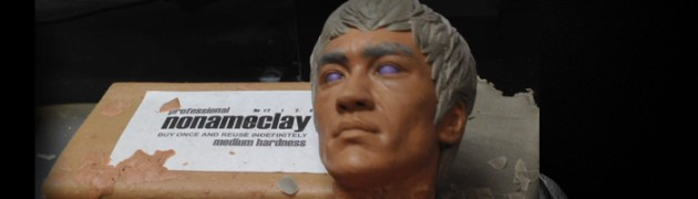Video Tutorial 7 : Process Documentary, Sculpting Bruce Lee , 1/4 scale ( W.I.P) Tools and Material used : NONAMECLAY […]